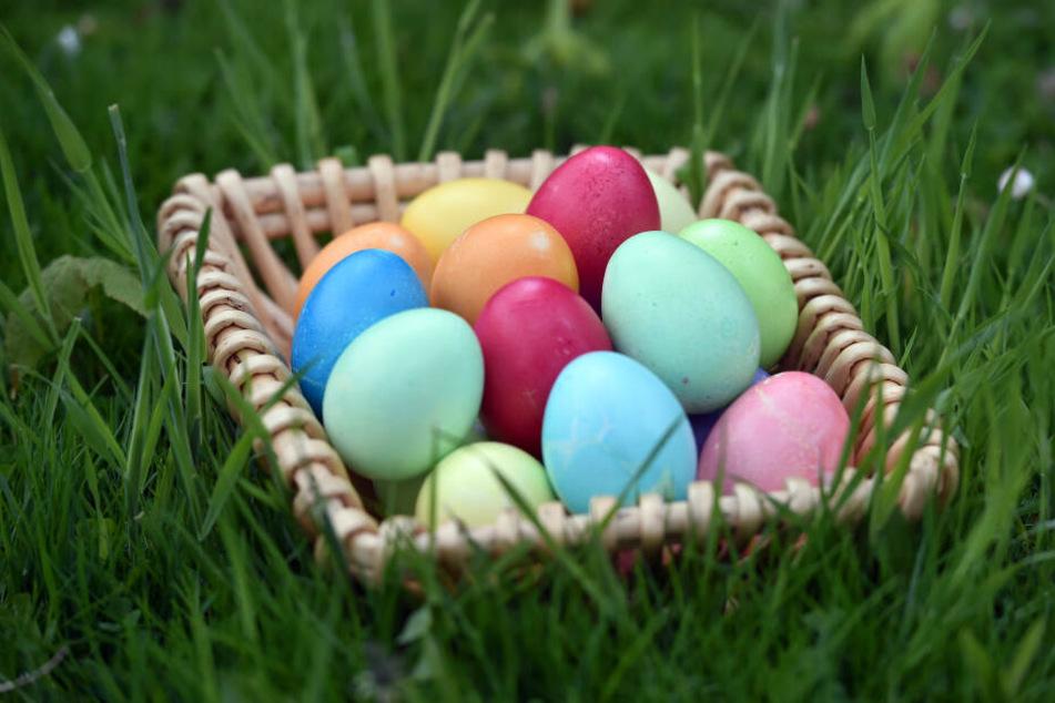 Das Osterfest wird in Hessen von Traum-Wetter begleitet.