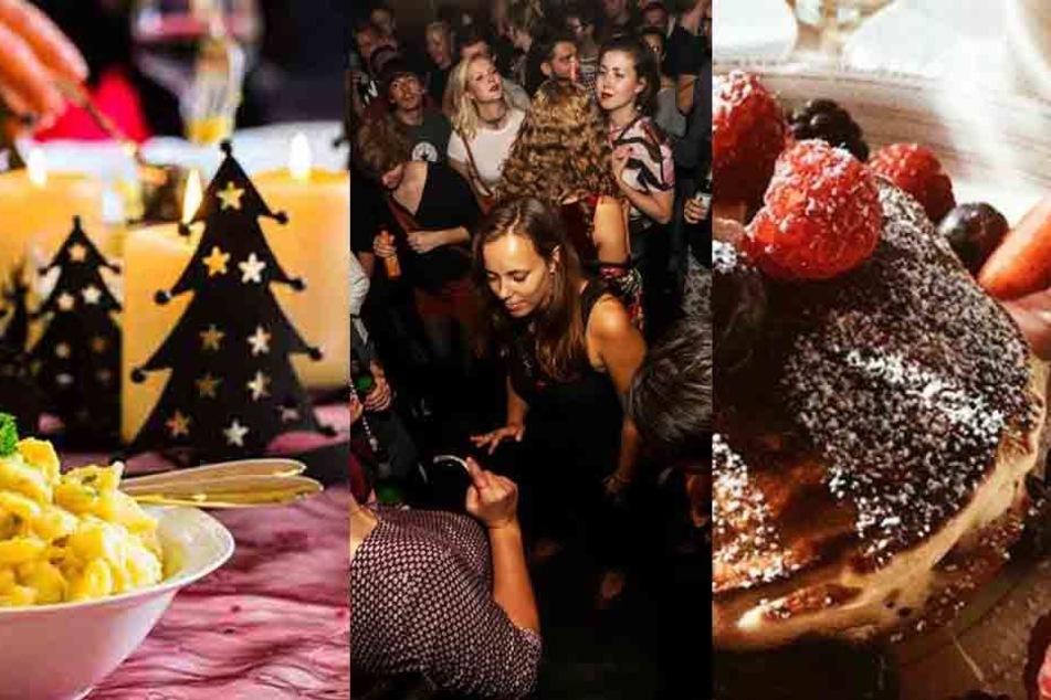 Wir haben die besten Tipps für Euren Weihnachtstag in Leipzig