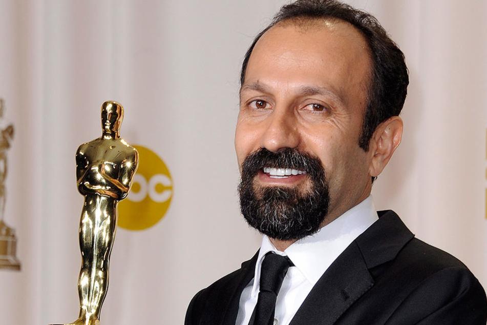 """Farhadi erhielt schon 2012 den Oscar für den besten ausländischen Film mit """"Nader und Simin - Eine Trennung""""."""