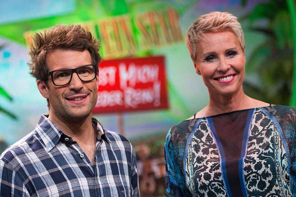 Sind auf jeden Fall dabei: Daniel Hartwig und Sonja Zietlow.