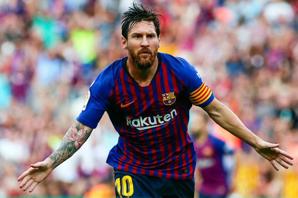 Muss Ende Januar anscheinend ein Pflichtspiel mit dem FC Barcelona in den USA bestreiten: Lionel Messi.