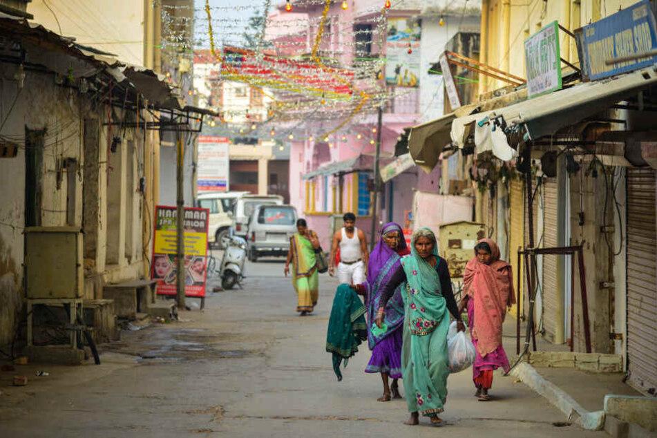 In ihrer Heimat wird Kumar Nayak von den meisten Nachbarn gemieden. (Symbolbild)