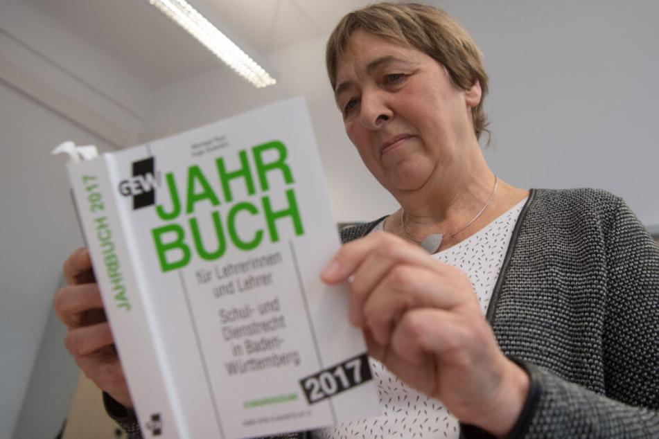 Doro Moritz, die Landeschefin der Lehrergewerkschaft, freute sich über die Mitteilung Eisenmanns.