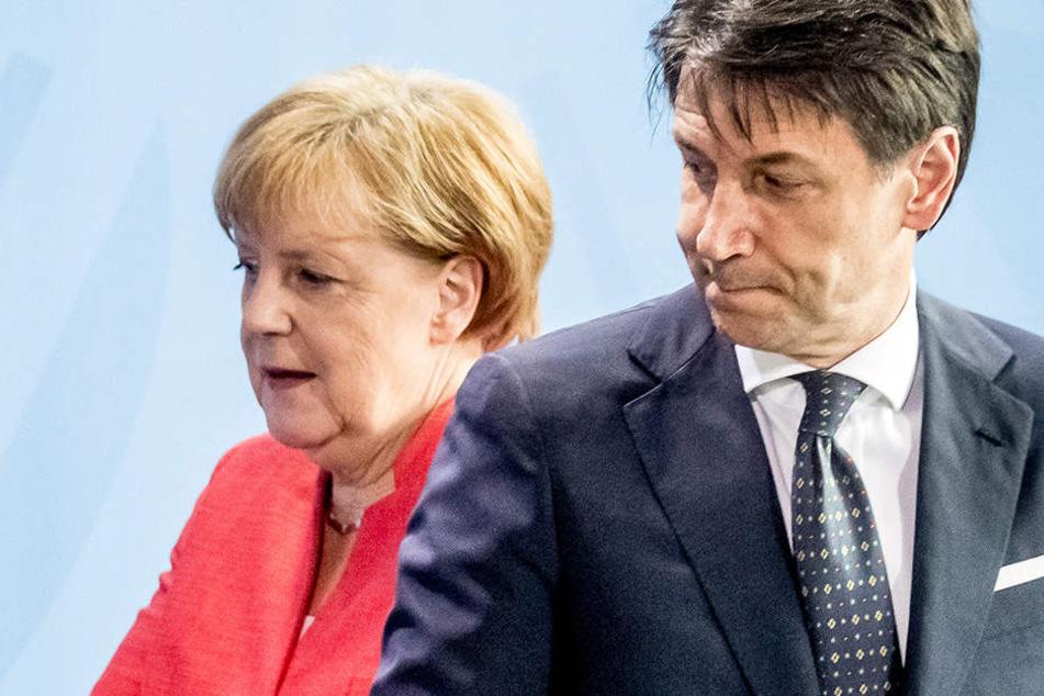 Rom macht Druck: Merkel zieht Asyl-Entwurf zurück