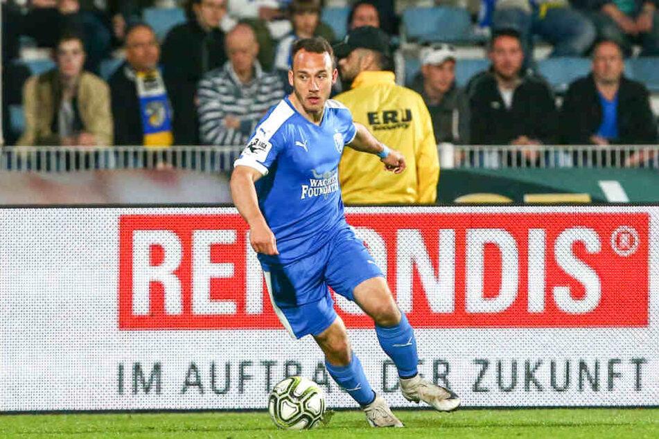 Timo Mauer wechselt zum CFC.