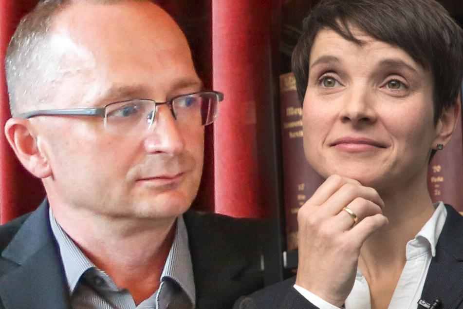 Vom Konto dieses CDU-Politikers floss eine Spende an die AfD