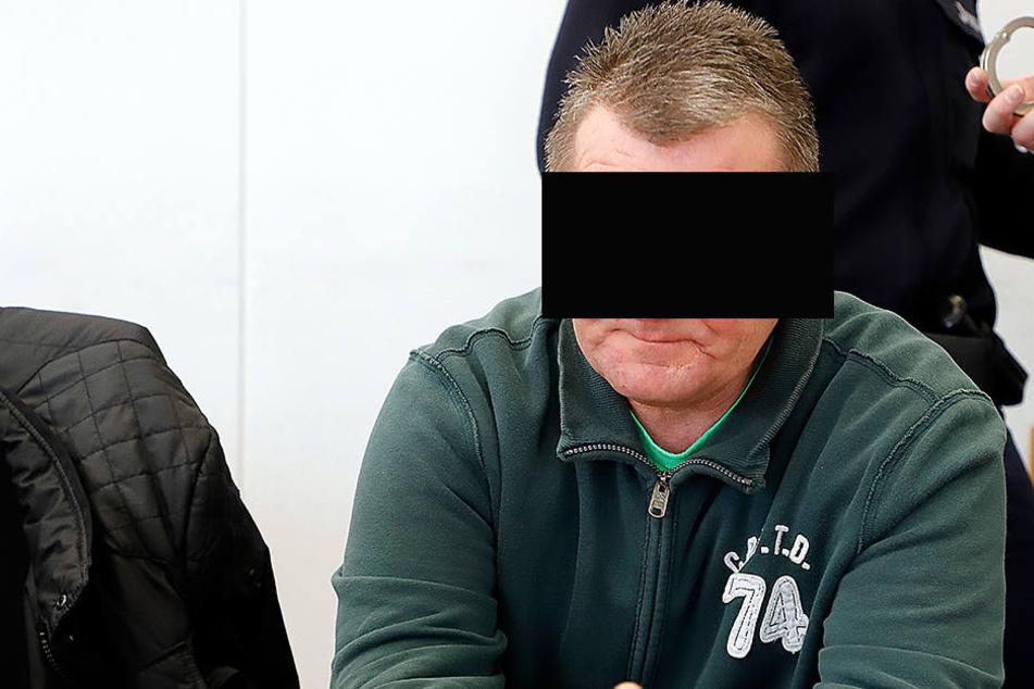 Der Litauer Pranas V. (52) ist wegen schweren Bandendiebstahls angeklagt.