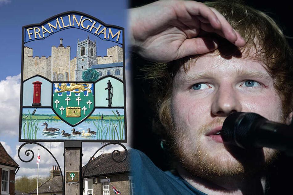 Damit er ihn in Ruhe lässt: Ed Sheeran kauft Haus von Nörgel-Nachbar