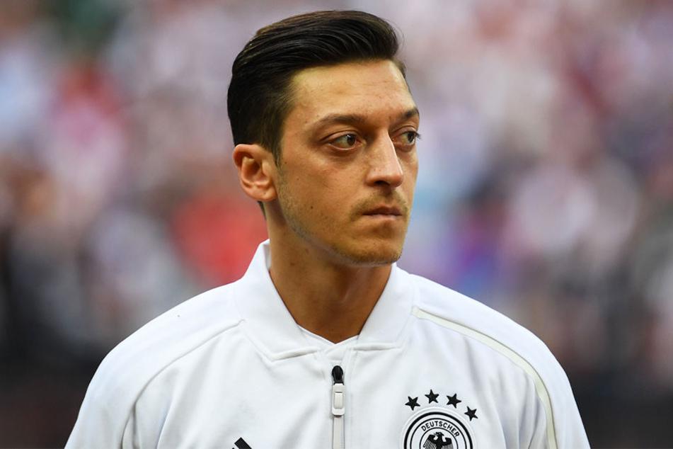 Mal wieder im Zentrum zweifelhafter Aussagen: Mesut Özil.