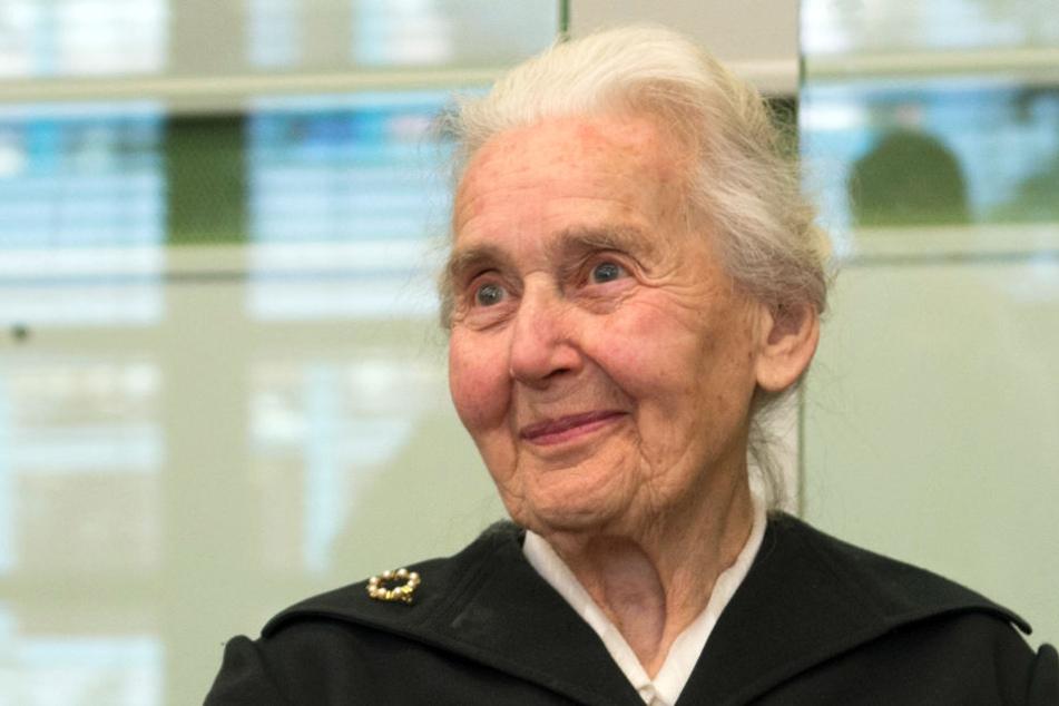 Im September muss Ursula Haverbeck wieder vor Gericht erscheinen.