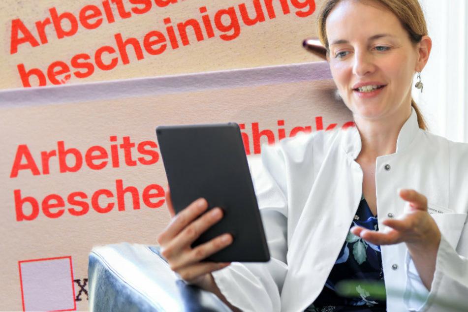 Arztbesuch 2.0: Künftig ist Krankschreibung per Video-Sprechstunde möglich!