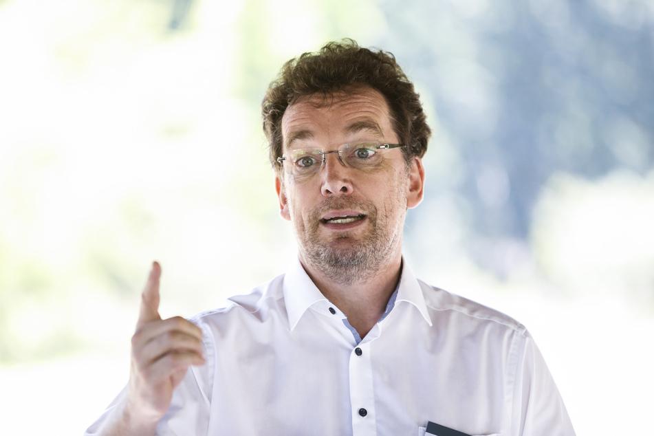 Geht aktuell gegen die Sparkasse Muldental vor: Verbraucherzentrale-Vorstand Andreas Eichhorst.