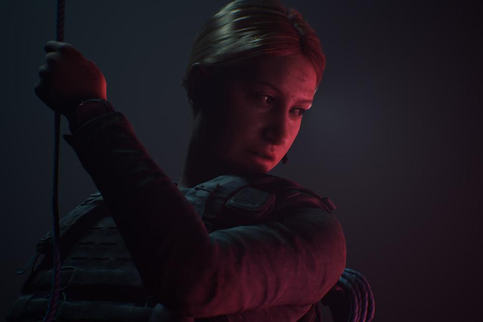 """Highscool-Musical-Sternchen Ashley Tisdale (36) spielt im neuen """"The Dark Pictures""""-Teil die Rolle von CIA Field Operative Rachel King."""