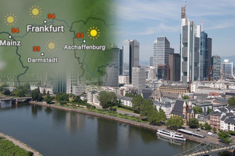 Schwüle Tage und tropische Nächte: Hessen bleibt ein Glutofen