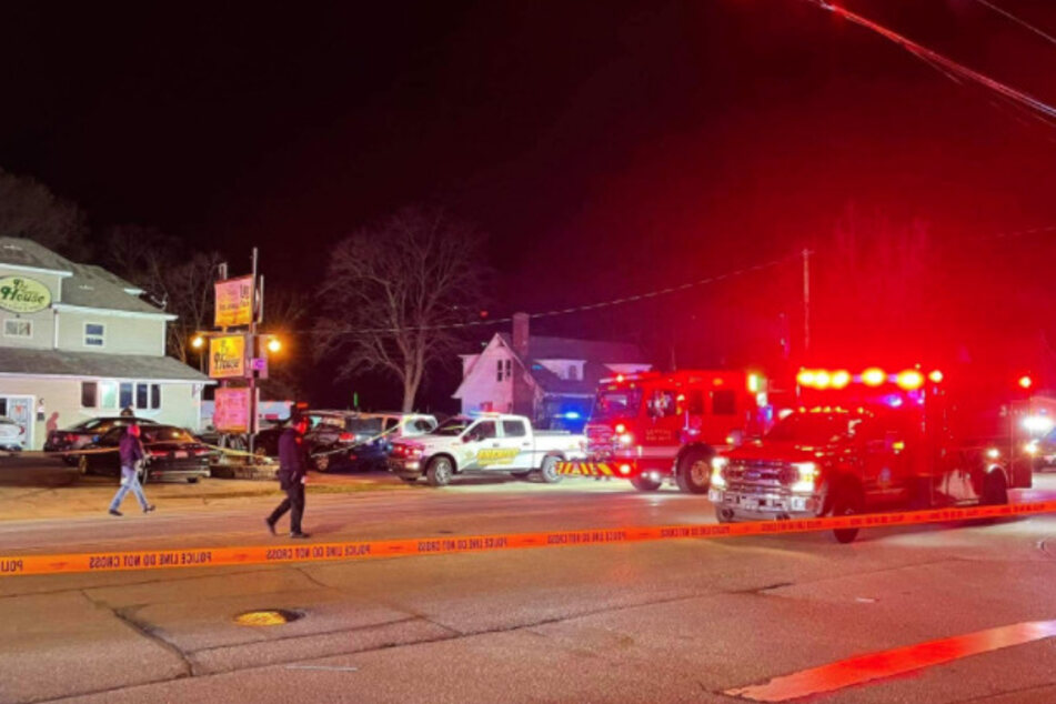 Three dead and two injured in Kenosha bar shooting