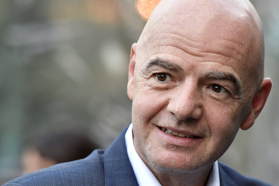 Corona-Alarm bei der FIFA: Präsident Infantino positiv getestet