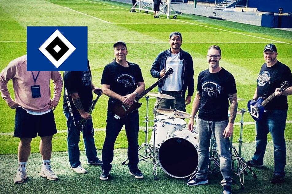 """Neuer HSV-Song: So klingt """"Wir sind der HSV"""" von """"Abschlach!"""""""