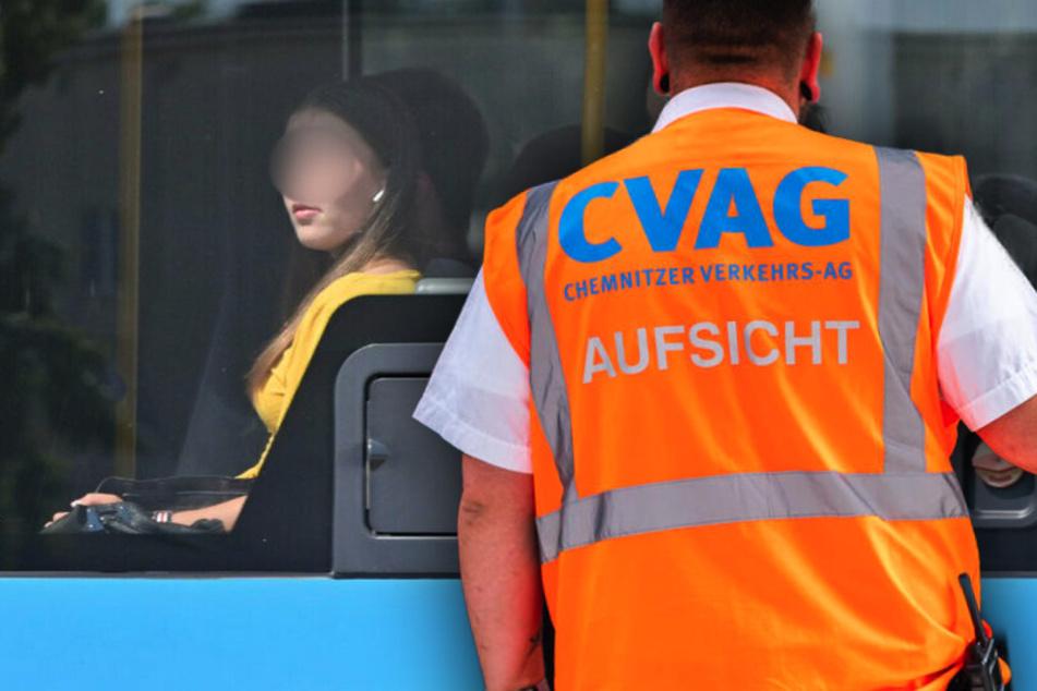Chemnitz: Weil zu viele keine Maske tragen: CVAG greift durch!