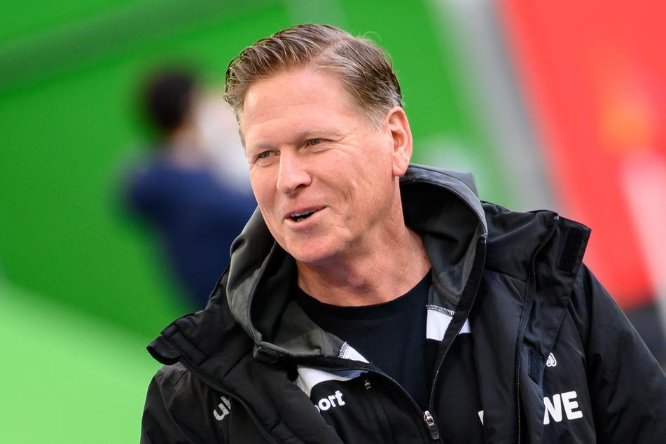 Markus Gisdol (51) darf den 1. FC Köln auch noch für das Spiel gegen Mainz trainieren.