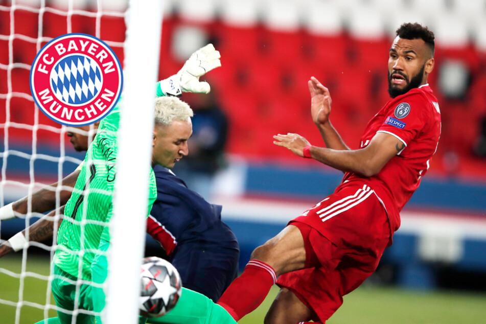 Tor von Choupo-Moting zu wenig! FC Bayern fliegt gegen PSG aus der Champions League