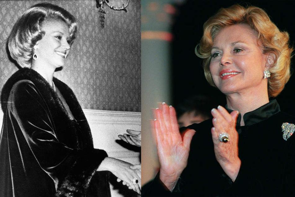 Barbara Sinatra ist im Alter von 90 Jahren verstorben.