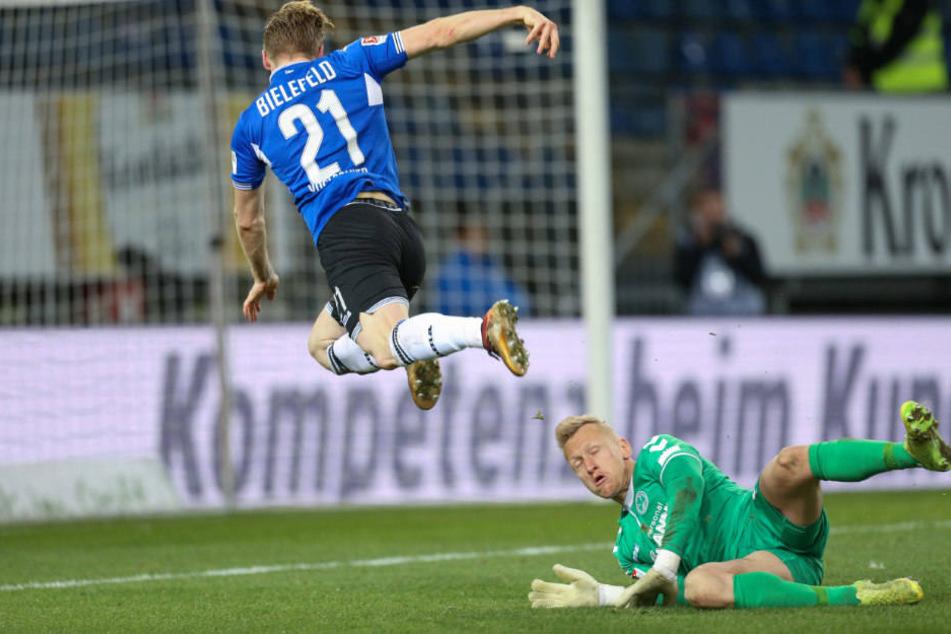 Andreas Voglsammer gibt immer alles im Spiel.