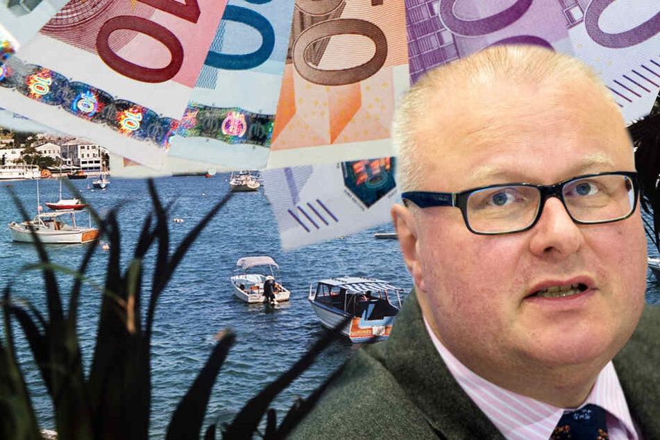 Mit verstecktem Geld in Steuerparadiesen haben die Experten um Hessens Finanzminister Erfahrung.