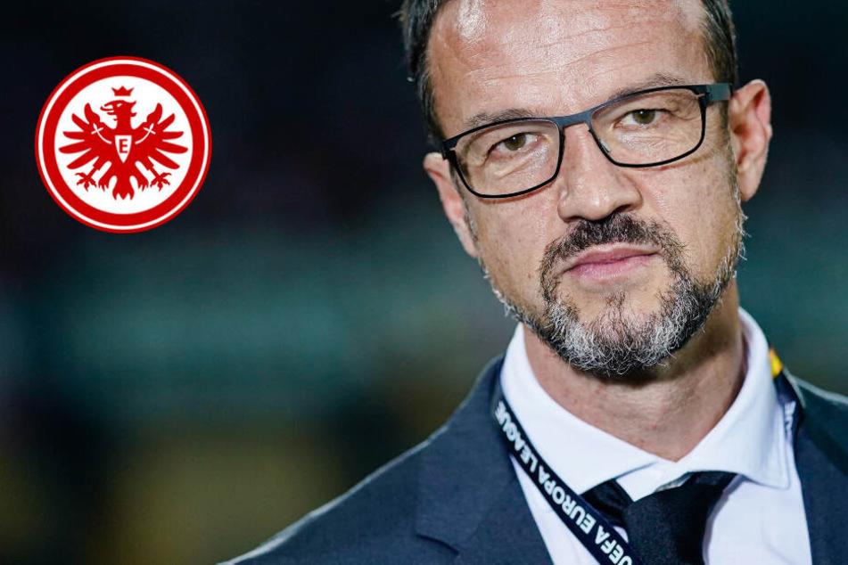 Rassismus im Fußball: Das sagt Eintracht-Vorstand Fredi Bobic