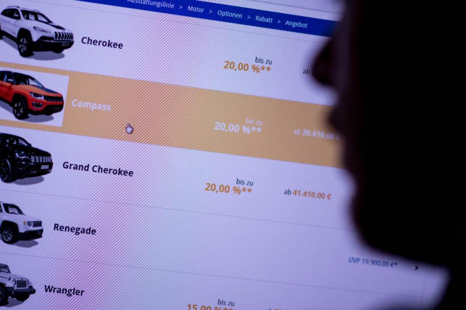 Fake-Autohäuser: Internet-Betrüger prellen Kunden um über eine Million Euro!
