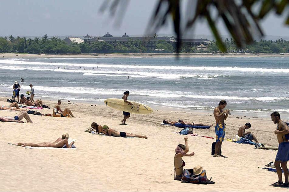 Die Strände von Bali sind ein beliebter Reiseort von Touristen. (Symbolbild)