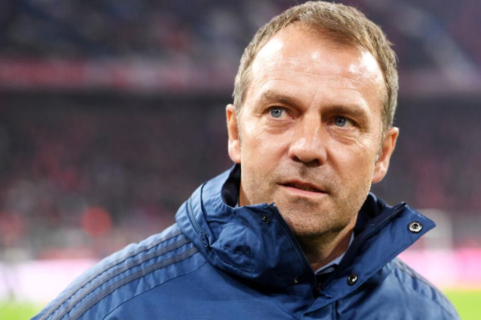 Bayern-Trainer Hansi Flick hat eine klare Forderung - und zwar einen Sieg gegen den 1. FC Köln.