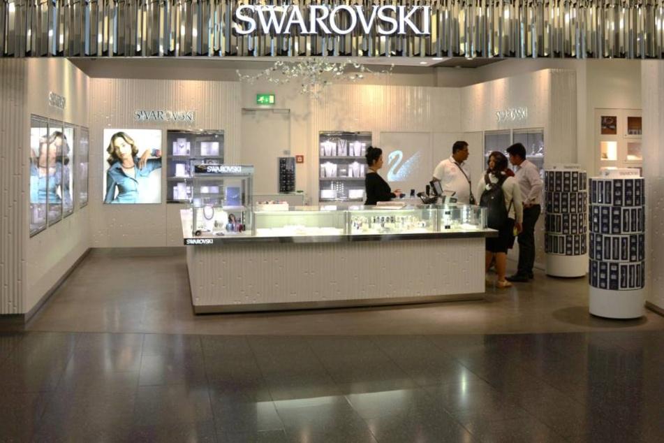 Mitte 2015 war Harmath noch die beste Uhrenverkäuferin aller 18 Swarovski-Geschäfte in der Schweiz.