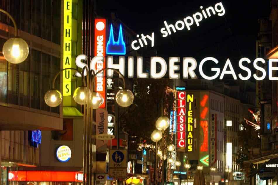 Schildergasse und Kö: Shopping-Tourismus boomt