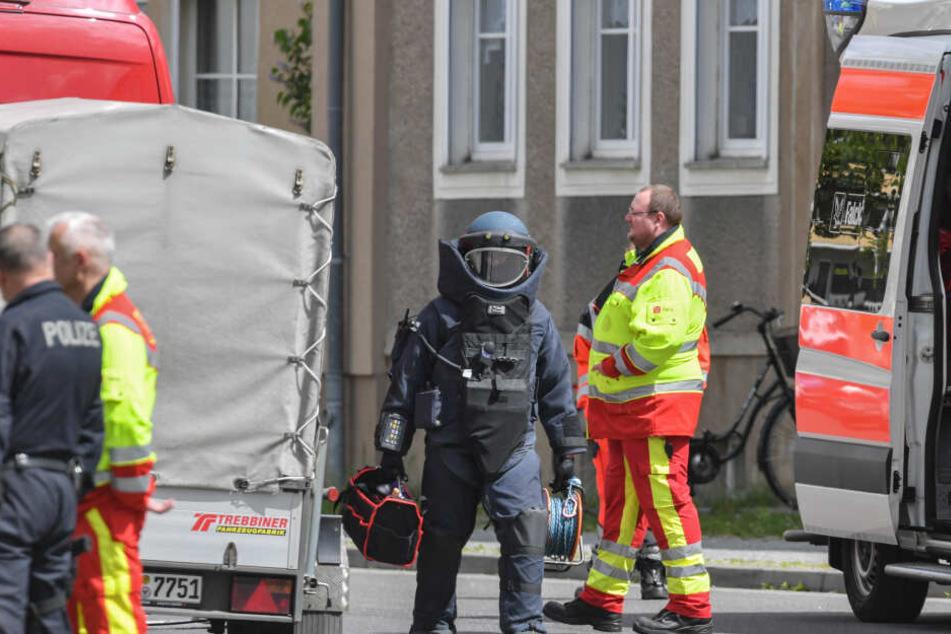 Vor wenigen Tagen wurden im brandenburgischen Forst die Leichen von zwei Männern gefunden.