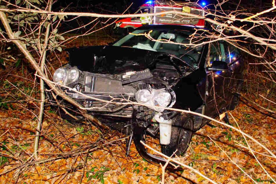 Die Unfallursache ist noch nicht bekannt.