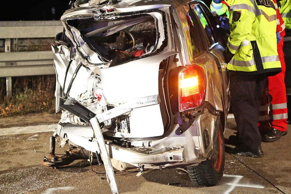 Horror-Crash auf der A4! Wer ist schuld am Tod eines Ehepaars?