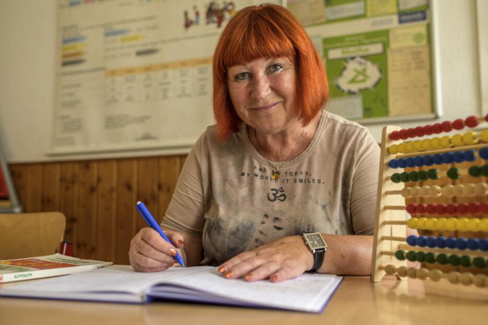 Erhöhte Nachfrage auch durch Unterrichtsausfall: Das glaubt jedenfalls Kerstin Endesfelder (65), Inhaberin der Schülerhilfe Chemnitz.