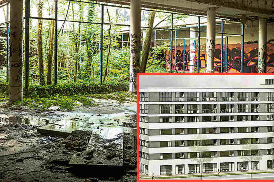 Walter Ulbrichts Gästehaus wird zur Luxus-Wohnanlage
