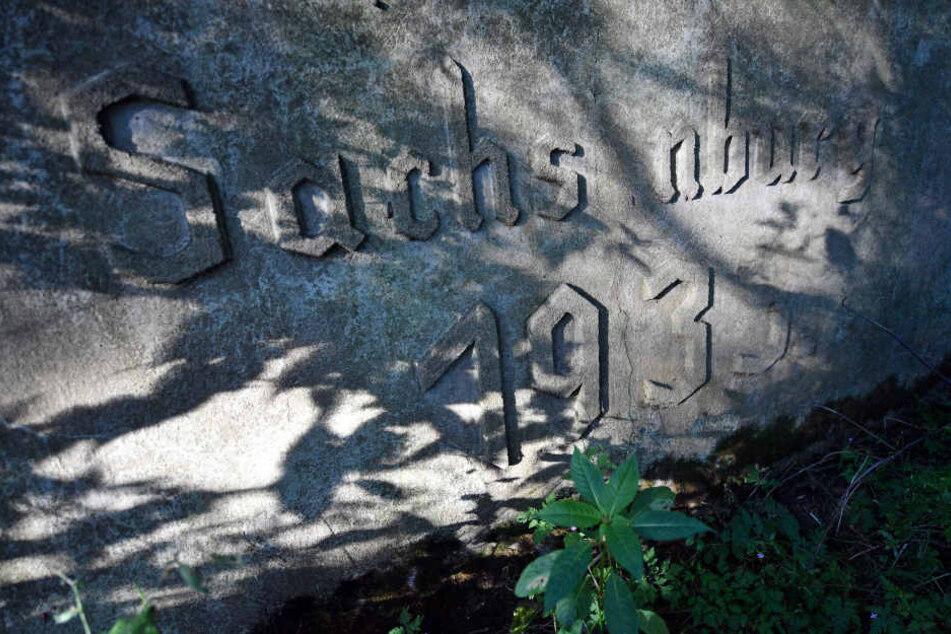 Neue Inschriften in Zellen des früheren KZ Sachsenburg entdeckt
