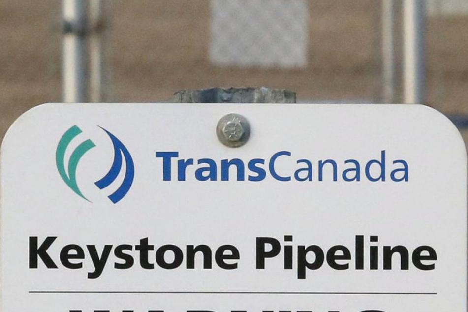 Bei einem Leck in der Keystone Pipeline sind im US-Bundesstaat South Dakota rund 795.000 Liter Öl ausgetreten.