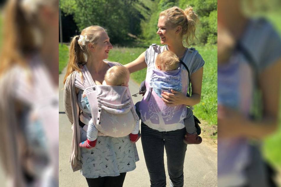 Die beiden jungen Mütter könnten unterschiedlicher kaum sein, trotzdem sind sie beste Freundinnen.