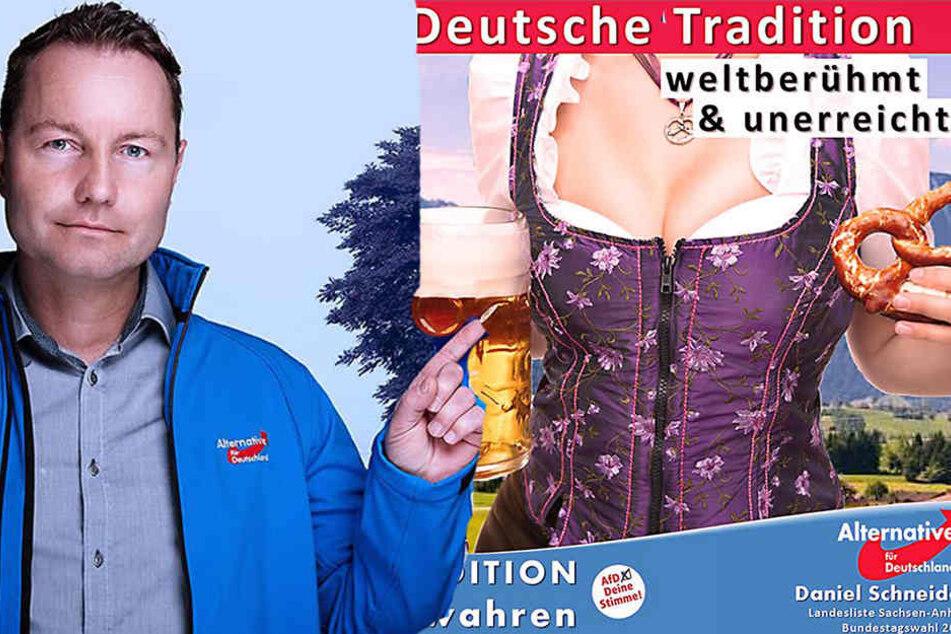 Riesiger Spott Afd Politiker Wirbt Fur Deutsche Tradition