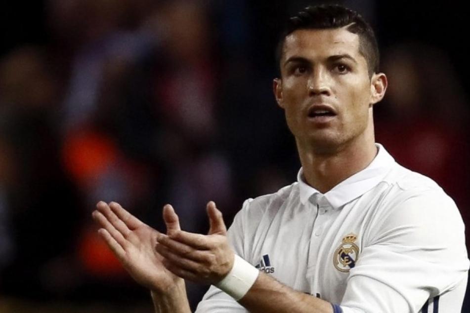 Startet er jetzt auch als Schauspieler durch? Cristiano Ronaldo soll in einer türkischen Serie mitspielen.