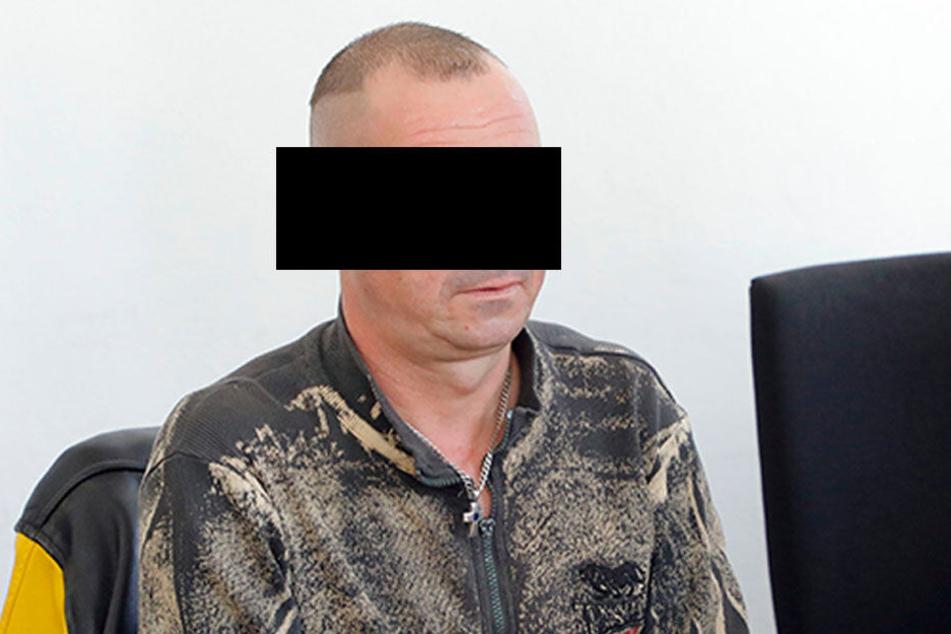 Pierre R. (45) ist ein vorbestrafter Entblößer.