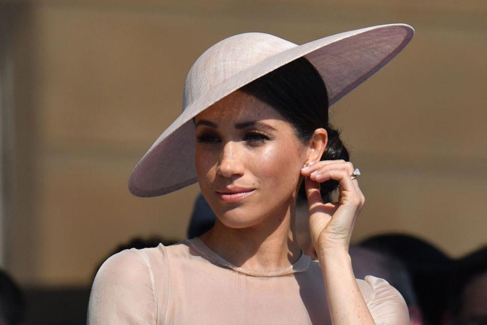 Meghan Markle (37) ist seit Mai Mitglied der britischen Königsfamilie.