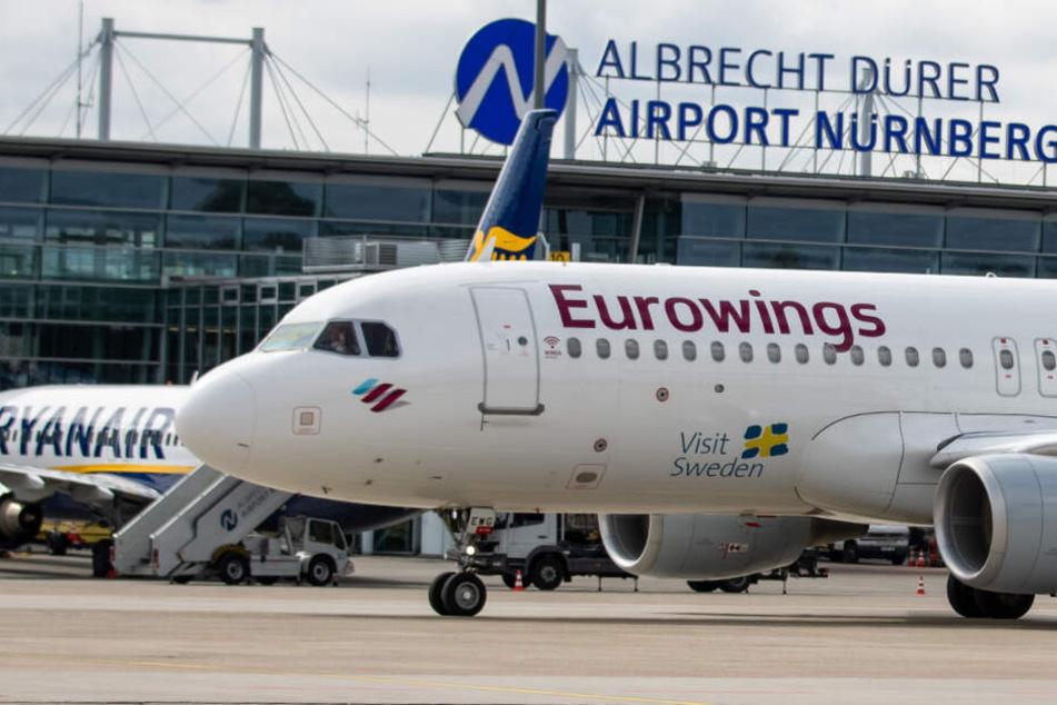 Berlin: Eurowings streicht Flugverbindung Berlin-Nürnberg!