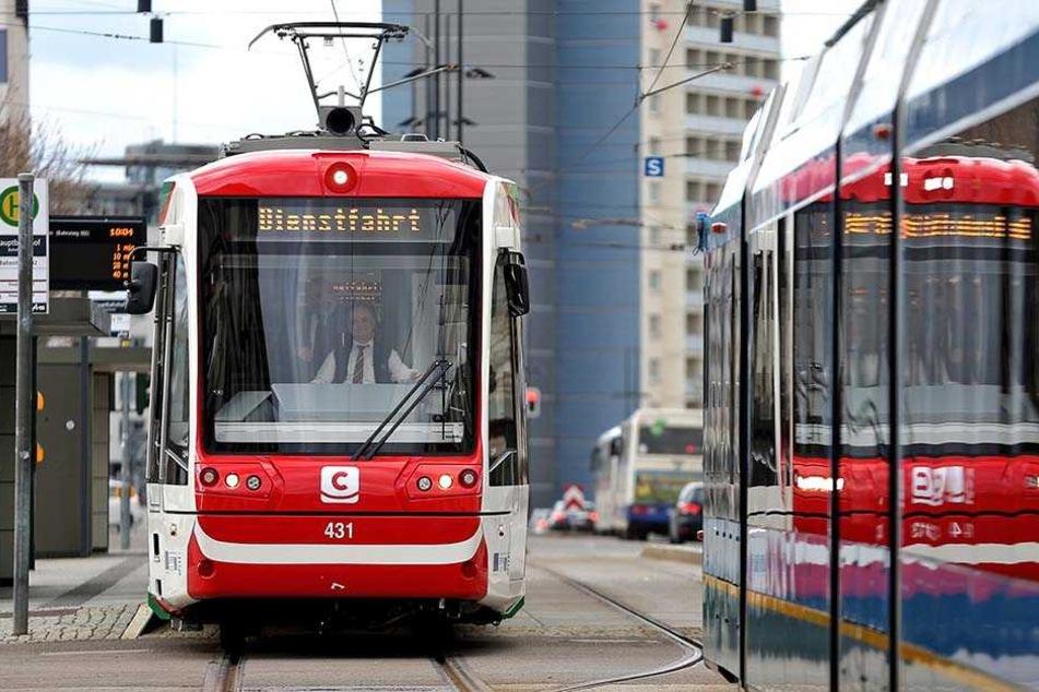 Bald sollen die Citylinks bis Limbach-Oberfrohna rollen.