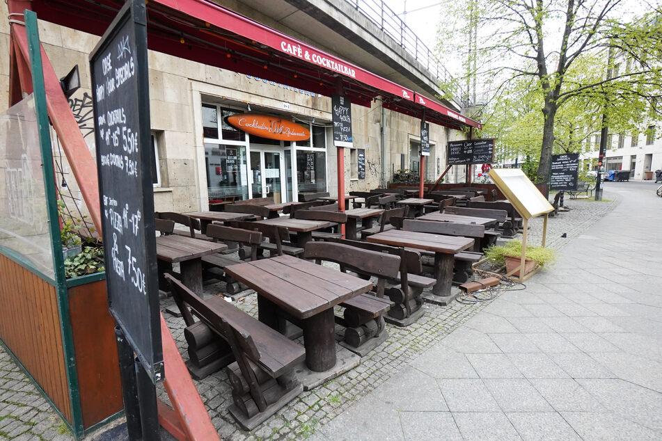 Ab Pfingsten sollen Berliner Cafés und Restaurants ihre Terrassen öffnen dürfen.