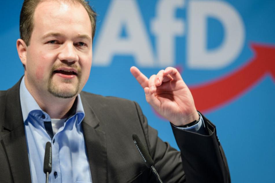 Bayerische AfD-Spitze will weiteres Mitglied ausschließen