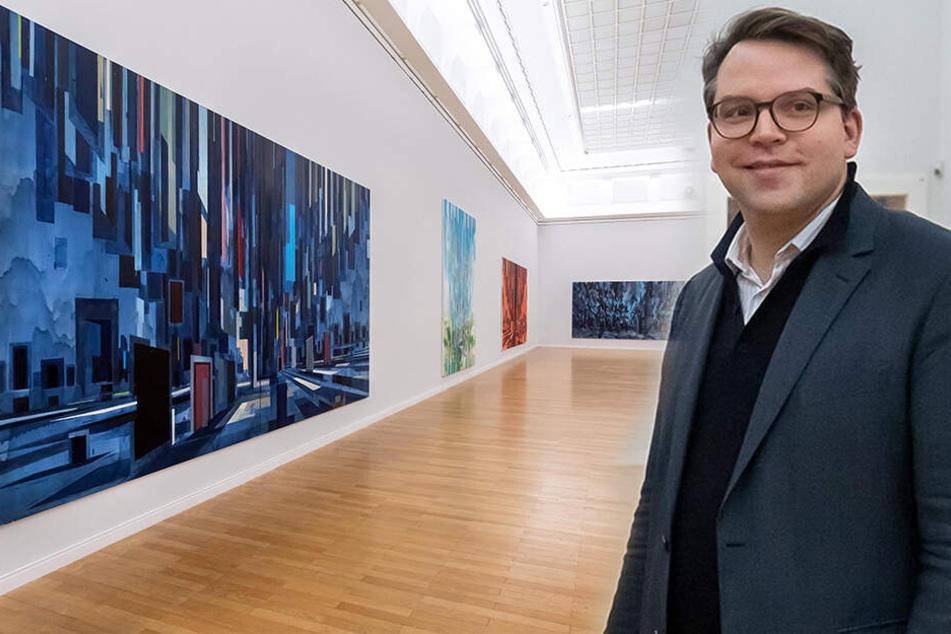 """Kunstsammlungs-Chef zieht Bilanz: """"Wir müssen uns noch mehr anstrengen"""""""